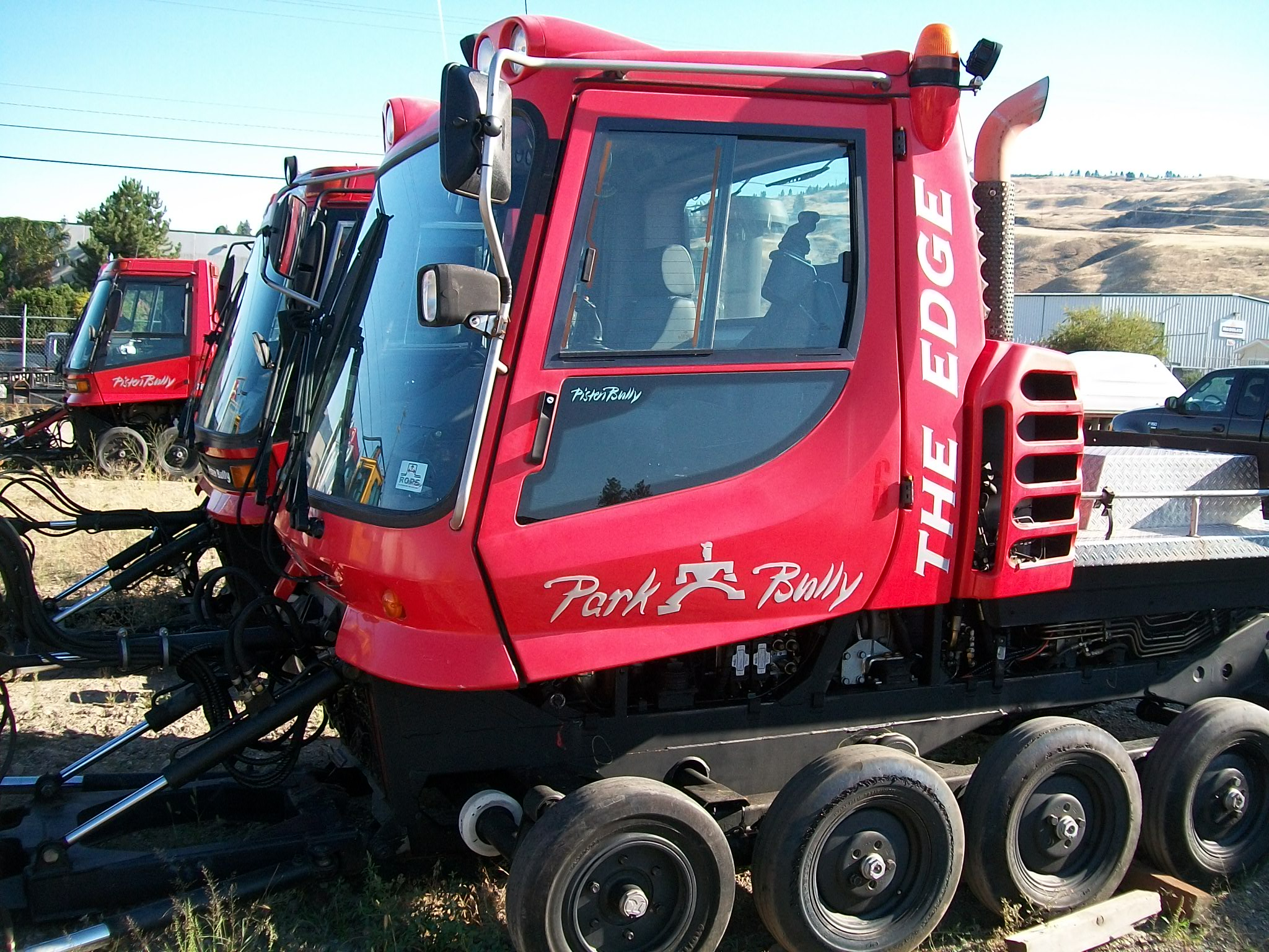 Pisten bully 100 for sale - Park Bully Edge